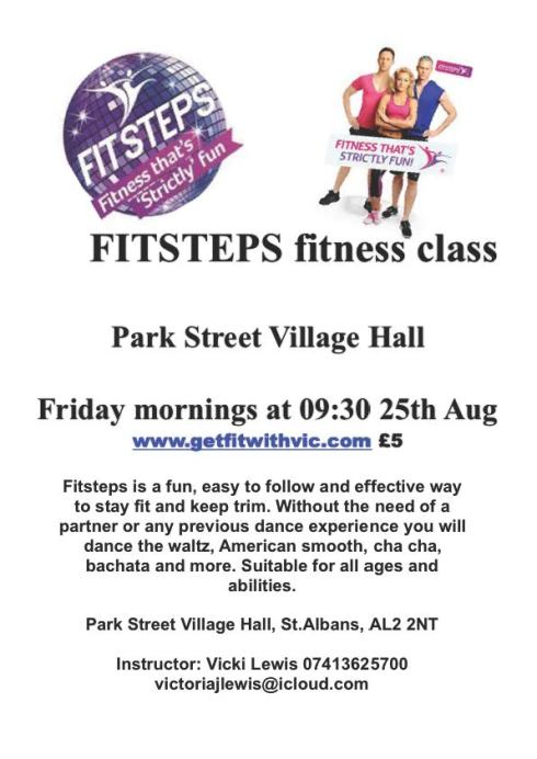 Fitsteps flyer 2 PS sept 17